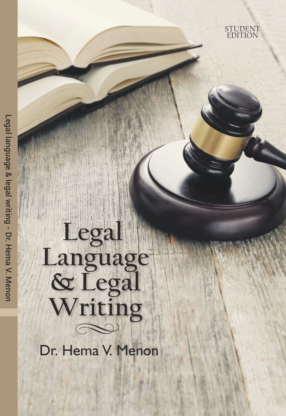 'Legal Language and Legal Writing' by Dr. Hema Menon